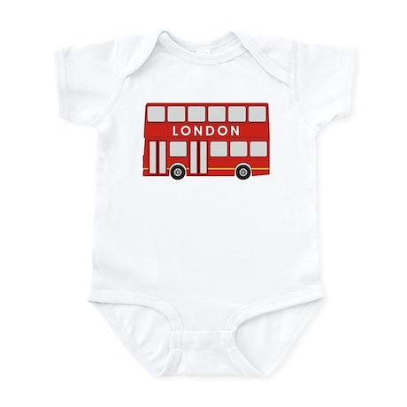 Double Decker Infant Bodysuit