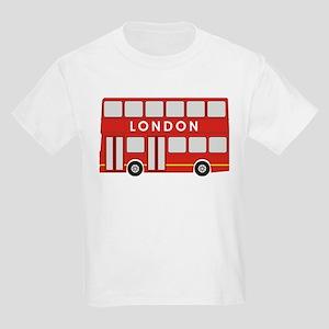 Double Decker Kids T-Shirt