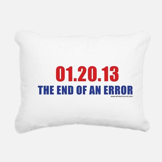 012013_endofanerror.png Rectangular Canvas Pillow
