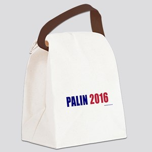 palin2016 Canvas Lunch Bag