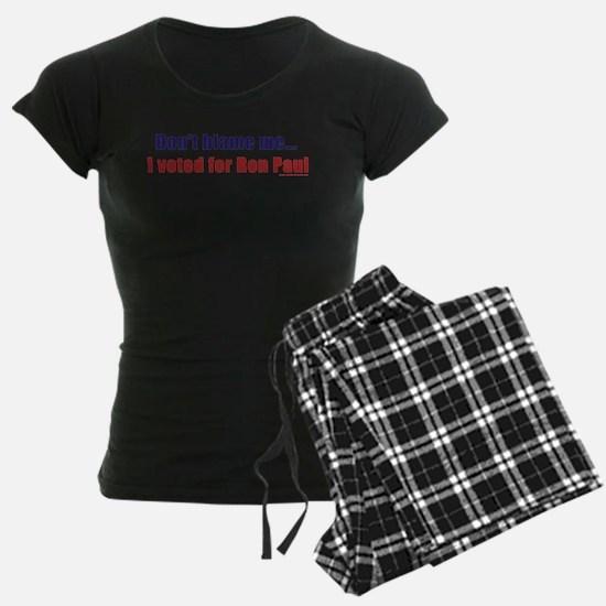 dontblameme_ronpaul.png Pajamas