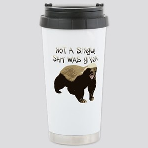 badger Stainless Steel Travel Mug