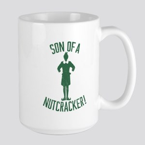 Son of a Nutcracker! Large Mug