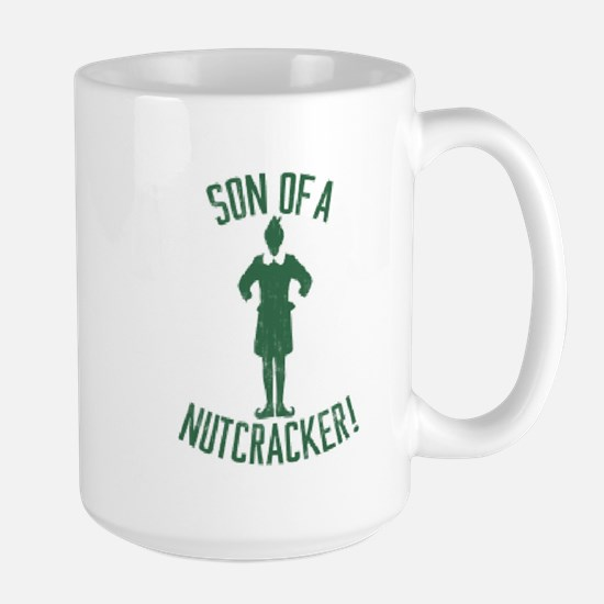 Son of a Nutcracker! Large Mug