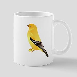 Gold Finch Mug