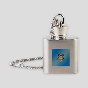 Worthy Matron Flask Necklace