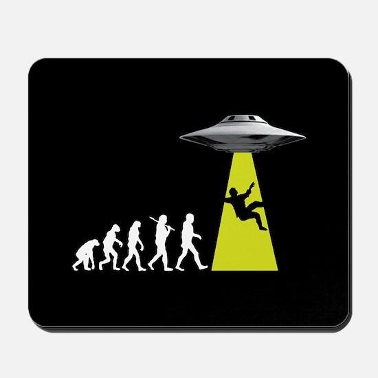 UFOvolution Mousepad