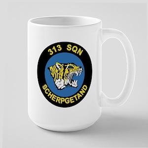 RNLAF 313 Sqn Large Mug