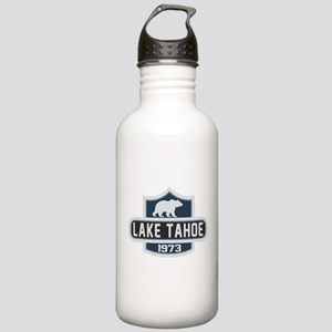 Lake Tahoe Nature Badge Stainless Water Bottle 1.0
