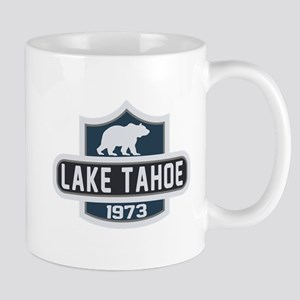 Lake Tahoe Nature Badge Mug