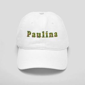 Paulina Floral Cap