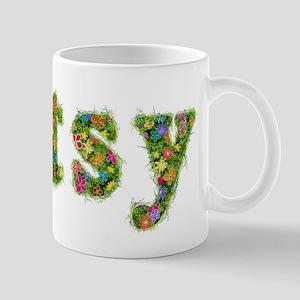 Patsy Floral Mug