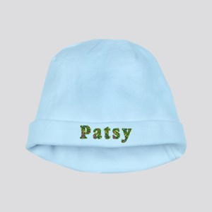Patsy Floral baby hat