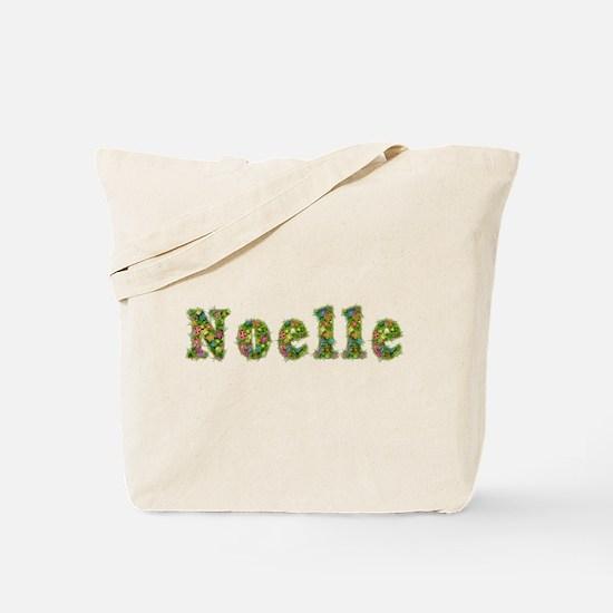 Noelle Floral Tote Bag