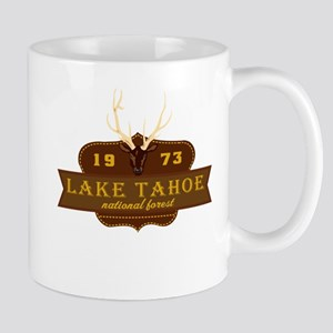 Lake Tahoe National Park Crest Mug