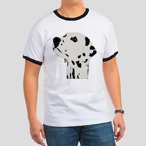 Dalmatian Dog Ringer T