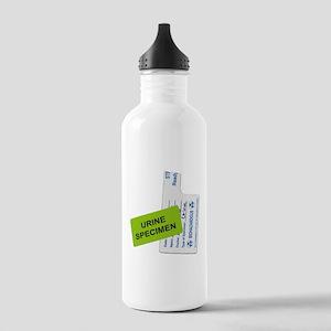 Urine Specimen Label Stainless Water Bottle 1.0L