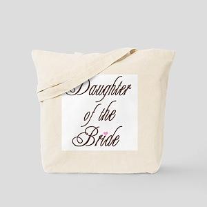 CB Daughter of Bride Tote Bag