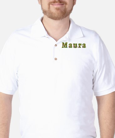 Maura Floral Golf Shirt