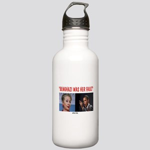 BENGHAZI BLAME Stainless Water Bottle 1.0L