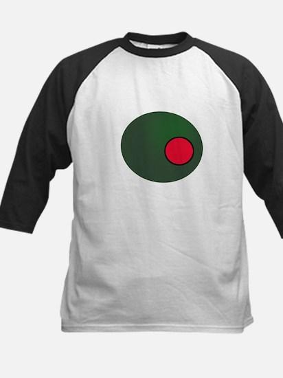 Olive Kids Baseball Jersey