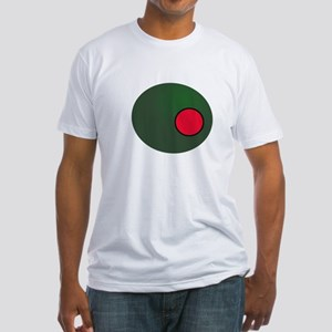 Olive Fitted T-Shirt