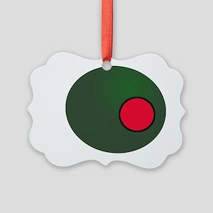 Olive Picture Ornament
