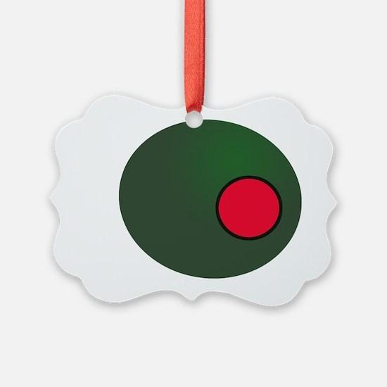 Olive Ornament