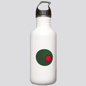 Olive Stainless Water Bottle 1.0L