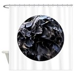 Ball of Feathers Version 1 Shower Curtain