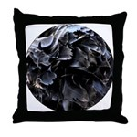 Ball of Feathers Version 1 Throw Pillow
