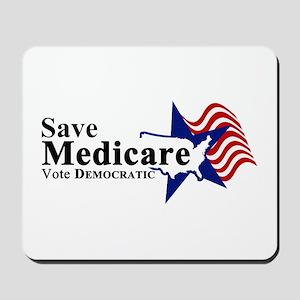 Save Medicare Democratic Mousepad