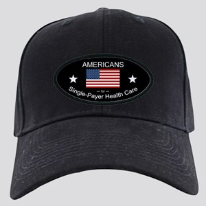 Americans Single Payer Health Black Cap