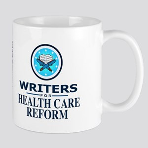 Writers Health Care Reform Mug