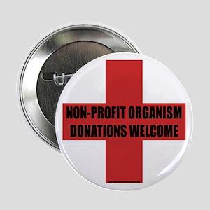 Non-Profit Organism Button