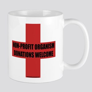 Non-Profit Organism Mug