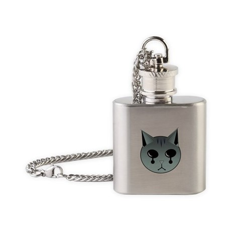cyberkiteh Flask Necklace