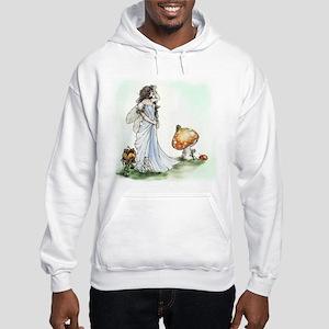 Fairy Queen Titania Hooded Sweatshirt