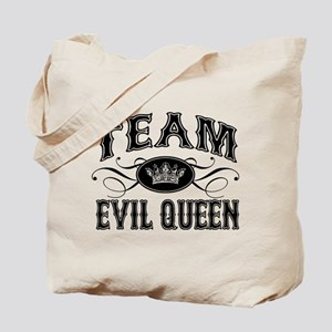 Team Evil Queen Tote Bag