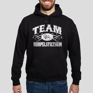 Team Rumpelstiltskin Hoodie (dark)