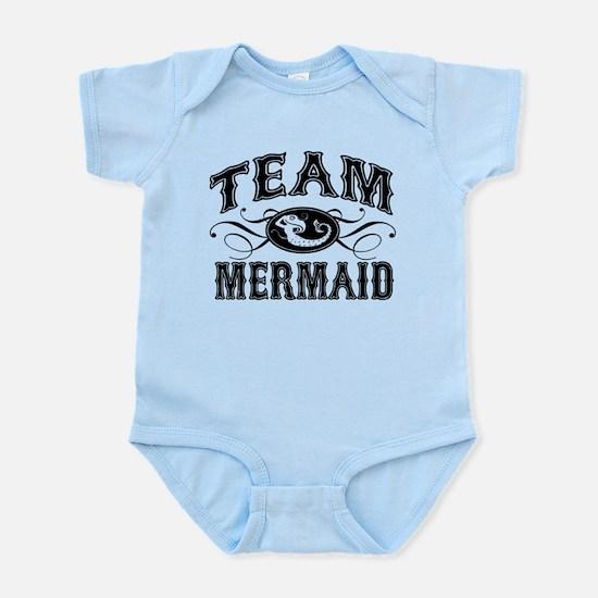 Team Mermaid Infant Bodysuit