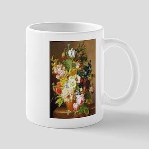 Jean-Francois van Dael Flower Bouquet Mug