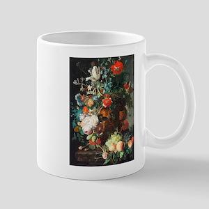 Jan Van Huysum Flower Bouquet Mug