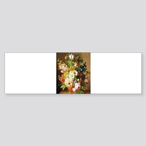 Jean-Francois van Dael Flower Bouquet Sticker (Bum