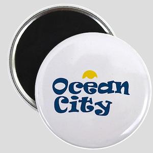 Ocean City NJ. Magnet