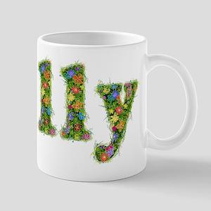 Kelly Floral Mug
