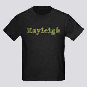 Kayleigh Floral Kids Dark T-Shirt