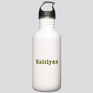 Kaitlynn Floral Stainless Water Bottle 1.0L