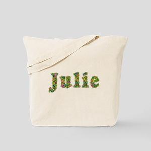 Julie Floral Tote Bag