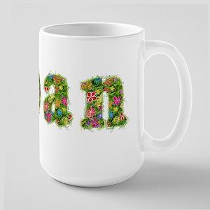 Joan Floral Large Mug